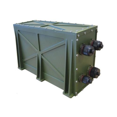 Airborne crypto system