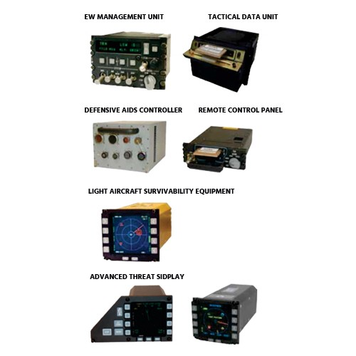 ELECTRONIC WARFARE SELF PROTECTION SYSTEMS