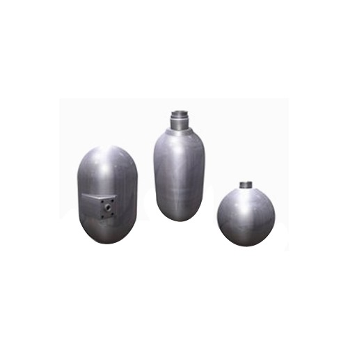 High Pressure Vessels in missiles