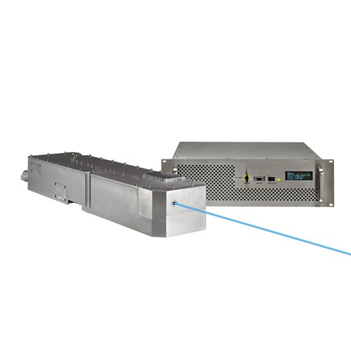 Nd YAG Pulsed Solid State Laser System