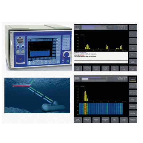 Underwater Data Acquisition System